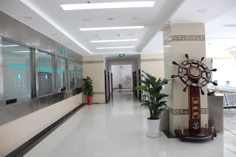 太原市迎泽区中医医院环境